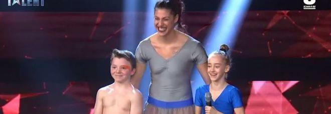 Italia's Got Talent, due salentini in finale Nel mondo di Giulia c'è anche Mattia