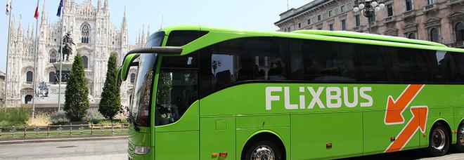 Un pullman di Flixbus