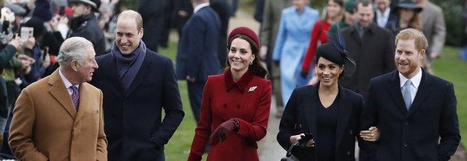 Meghan Markle e lo sgarbo alla regina nel giorno di Natale: «Ha infranto ancora l'etichetta...»