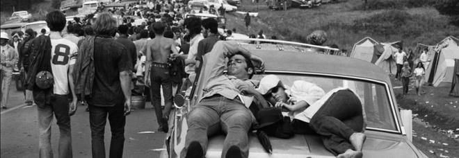 I 50 anni di Woodstock, fra fascino e nostalgia