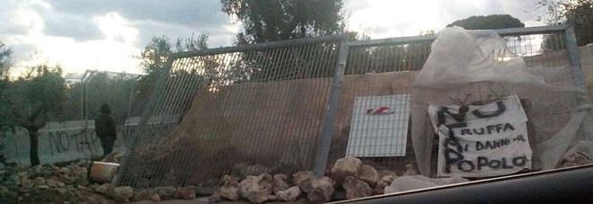 Gasdotto Tap, dopo la sentenza del Tar tornano le barricate