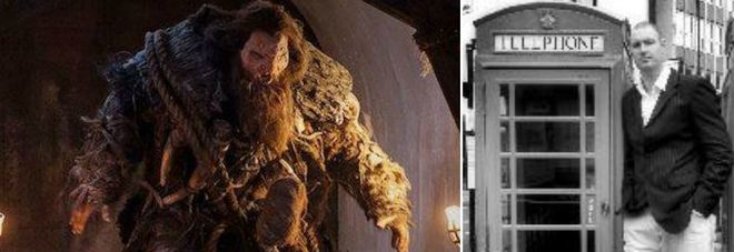 """Morto Neil Fingleton, il """"gigante"""" del Trono di Spade: aveva 36 anni"""