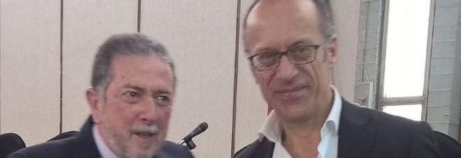 Cataldo Motta e Leonardo Leone de Castris