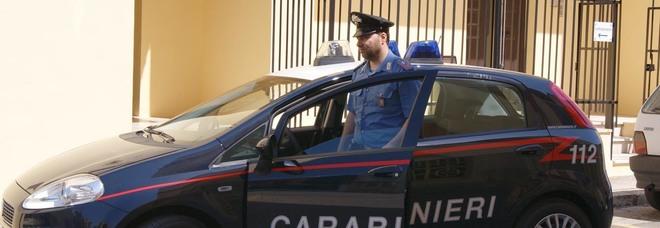 I carabinieri di Alezio