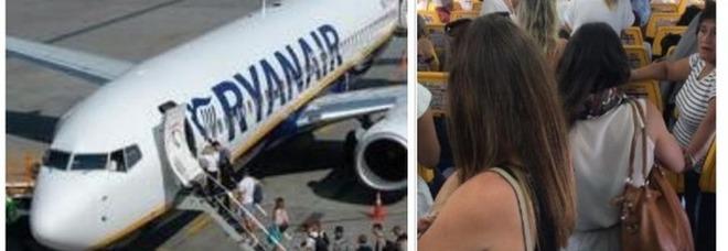 Schiaffi tra due sorelle sul volo RyanAir: l'aereo parte in ritardo di un'ora. Rabbia tra i passeggeri