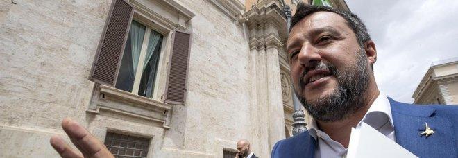 Salvini: «Se nel M5S prevale Di Battista il governo chiude»