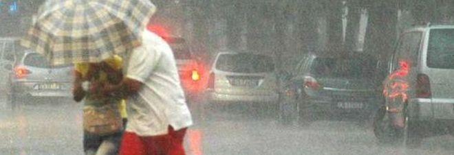 Stop all'estate, arrivano piogge e temperature in calo anche di 10 gradi -Previsioni
