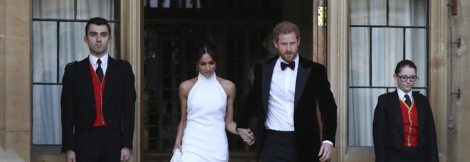 "Dal discorso ""cattivello"" di William al cocktail ""Harry ti presento Meghan"": tutto sul party esclusivo"