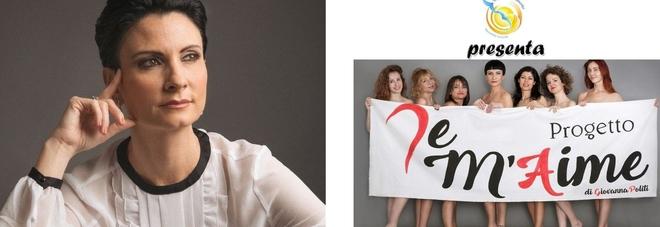"""""""Je m'aime"""" con Giovanna Politi un progetto di educazione alla bellezza e all'arte"""