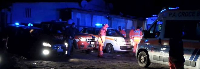 """Incendio a Rignano, due morti nel """"gran ghetto"""""""