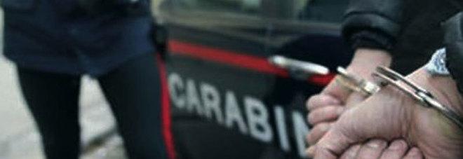 Litiga col vicino di casa e gli spara 42enne arrestato dopo una breve fuga