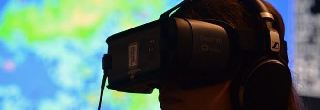 Dalla droga all'alcol la realtà virtuale contro le dipendenze: studia il cervello sotto stress