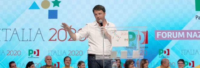 Renzi al bivio: un partito suo oppure un Pd senza futuro
