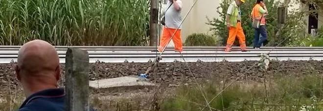 Uomo travolto da un treno: forse si è trattato di un suicidio