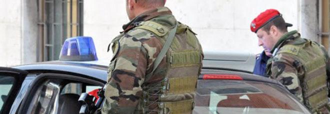 """""""Cacciatori Puglia"""", il nuovo reparto dei carabinieri per il controllo del territorio"""