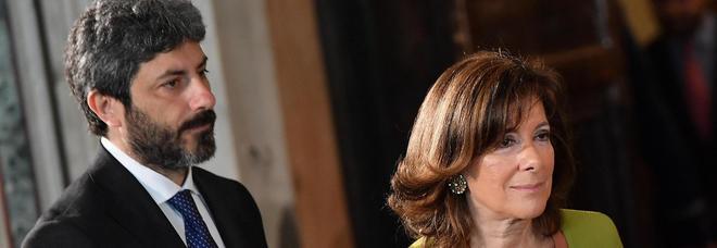 Vitalizi, la Casellati difende gli ex deputati. Ira Di Maio: «Privilegi rubati, non possono esistere»