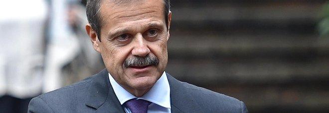 Chi è Giampiero Massolo, in pole per la premiership del governo Lega-M5S
