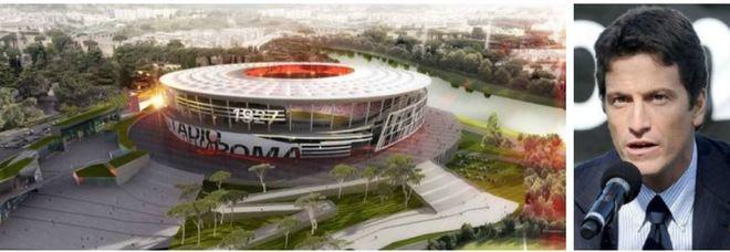 Roma, 9 arresti per stadio Tor Di Valle: in manette Parnasi