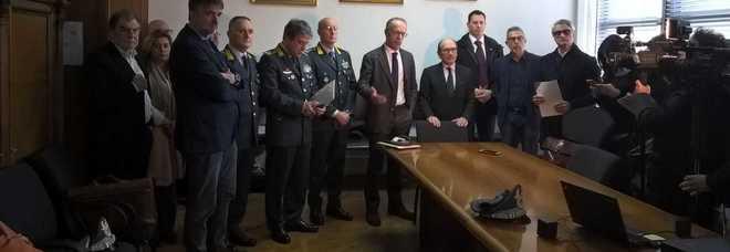 Armi da guerra e traffico di droga, 27 arresti tra Salento e Albania