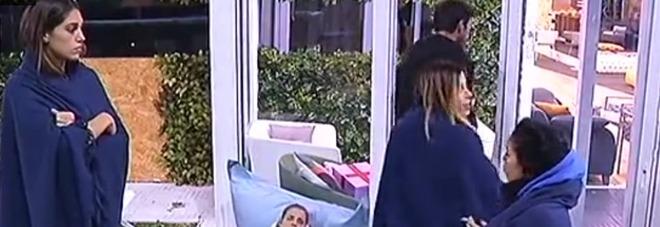 GF casa video Homegrown nero lesbica