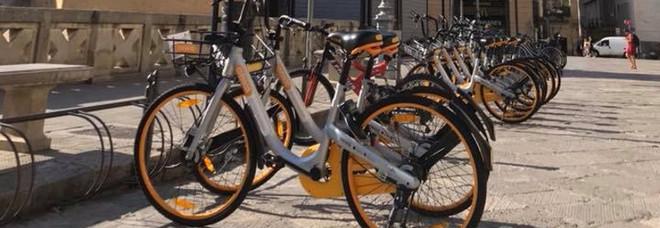 OBike, servizio sospeso: Lecce resta senza noleggio bici