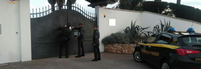 Sequestrata villa a esponente della Scu condannato per mafia