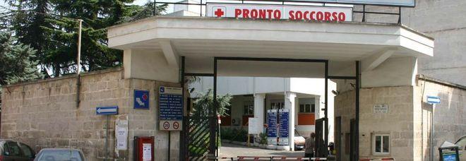 L'ospedale di Ostuni