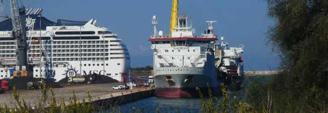 Tap, Conte accentra la valutazione A Brindisi la nave per i lavori sui fondali