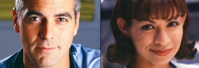 George Clooney e Vanessa Marquez