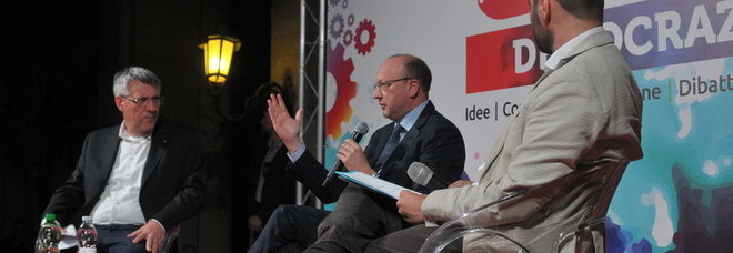 Boccia e Landini d'accordo: investimenti e infrastrutture per rilanciare il Mezzogiorno