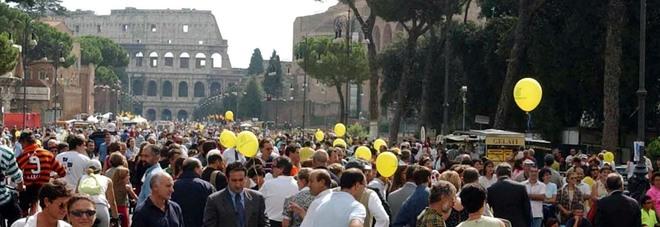 Lotta al terrorismo Roma si blinda: ipotesi barriere ai Fori Imperiali e in via del Corso