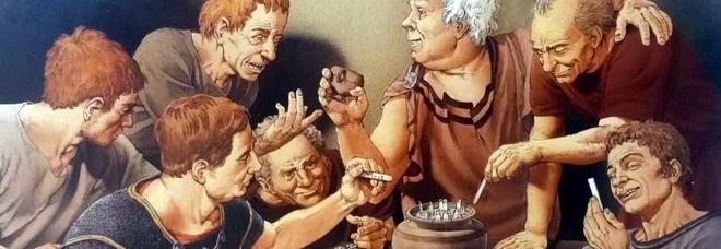 Quegli antichi messapi che giocavano a Vaste