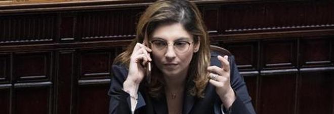 Il sottosegretario all'Economia, Laura Castelli