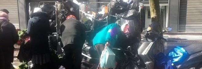 Fallisce Trony, ressa a caccia di elettrodomestici gratis nella spazzatura