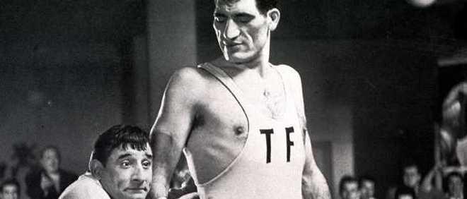 Fasciano, il gigante scoperto da Fellini