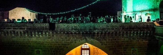 La festa in musica al castello volante