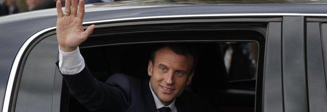Siria, Macron: «Assad ha usato armi chimiche, abbiamo le prove»