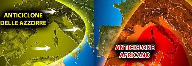 Caldo, allerta bollino rosso in molte città: domani 42 gradi. Le previsioni
