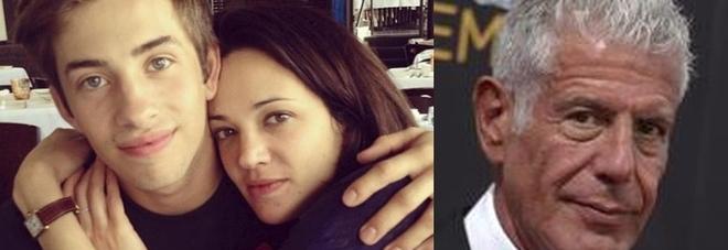 Asia Argento nega: «Con Bennett mai rapporti sessuali. Il New York Times mi perseguita»