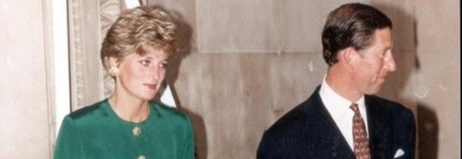 Rivelate le registrazioni di Lady D sul matrimonio: «Lo sentii giurare amore a Camilla»