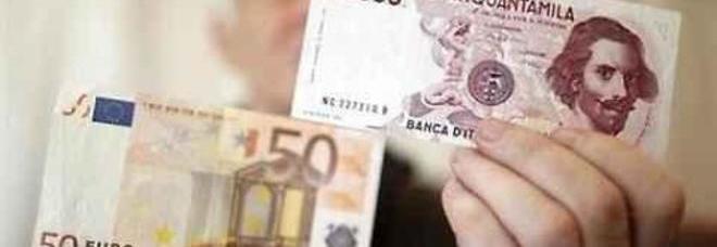 Torna la convertibilità delle lire in euro. Pubblicato il modulo per fare richiesta