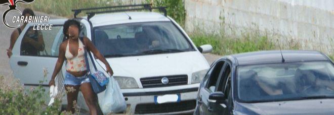 Un'immagine dai filmati