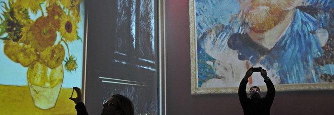 Tutto il genio di Van Gogh nella mostra 3D