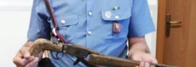 Prima il litigio poi il colpo sparato con un fucile artigianale