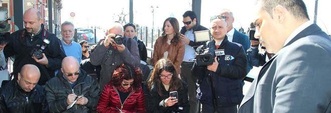 Taranto, al via la campagna elettorale di Melucci