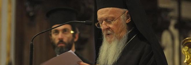 Bartolomeo I a Lecce: «Vengo per incontrare i fratelli»