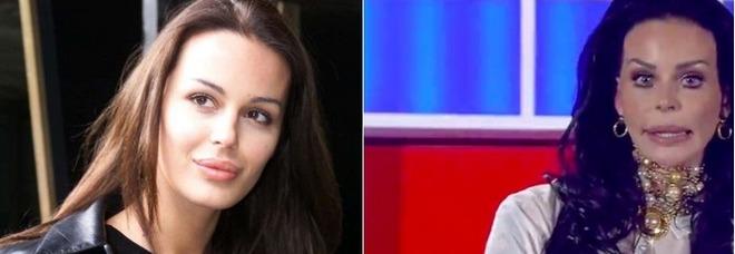 L'incredibile trasformazione di Nina Moric, web scatenato: «Sembra Michael Jackson»
