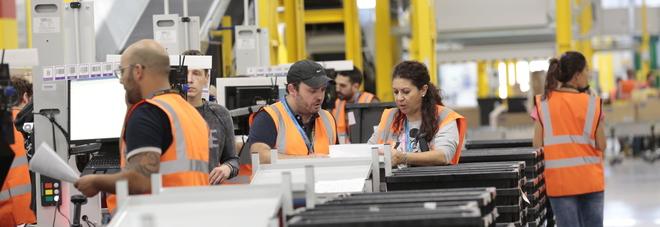 Amazon, nella nuova sede di Rieti mandate via oltre 300 persone da gennaio