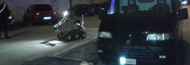 Allarme bomba a Lecce: arrivano gli artificieri