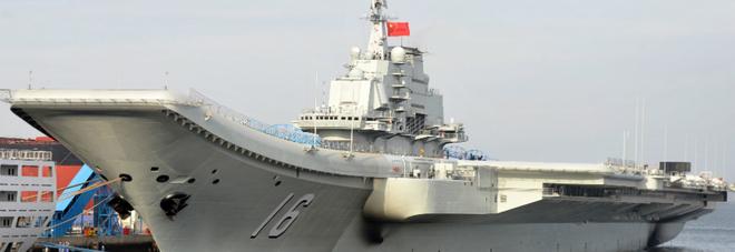 Siria, anche la Cina muove le navi alleanza in mare con Mosca